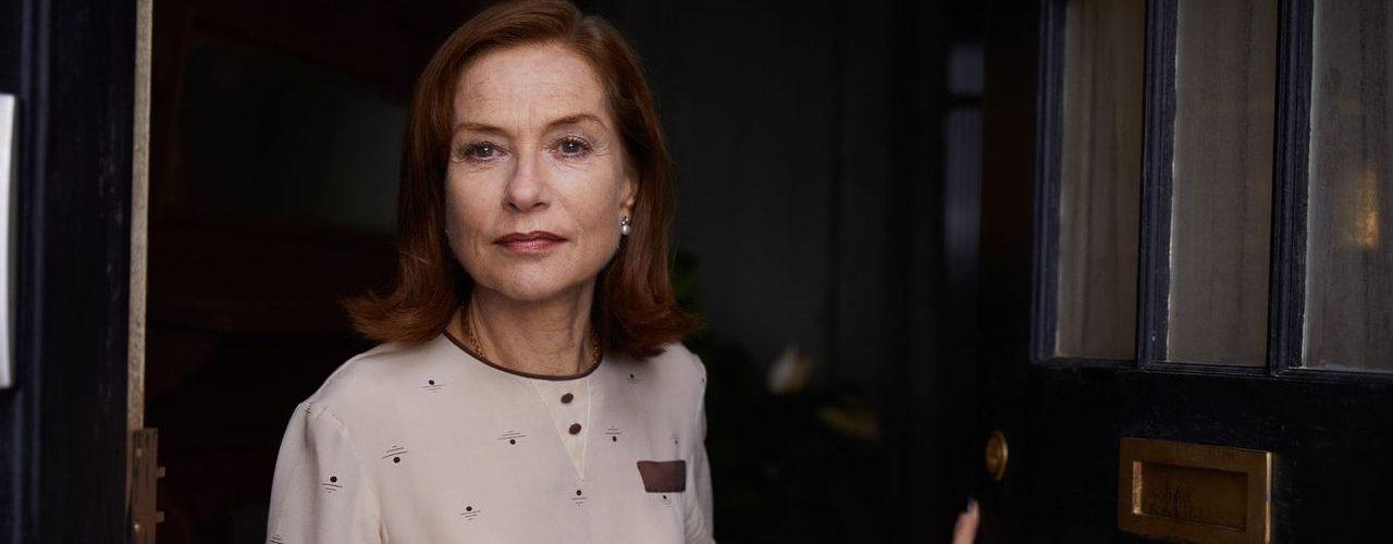 Greta blu-ray/dvd Winactie - Isabelle Huppert heet je welkom uitsnede