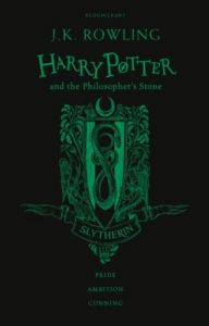 Interview met Victoria Schwab deel 2 - Harry Potter and the Philosophers Stone Slytherin Edition - Victoria Schwab 2