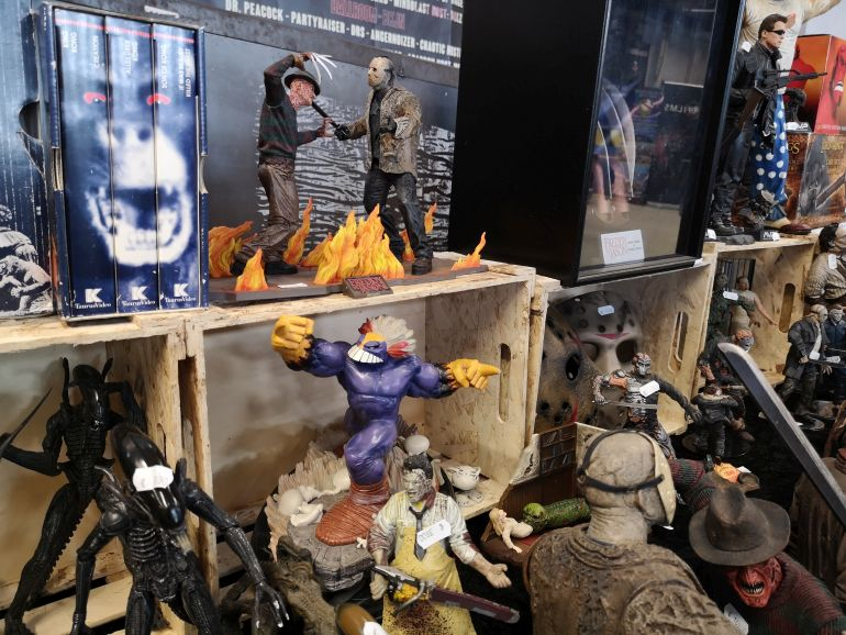 House of Horrors 2019 figurines