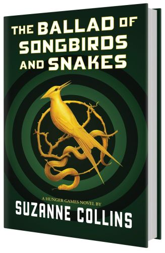 Modern Myths Nieuws 2019: Week 41 - Hunger Games: Songbirds and Snakes