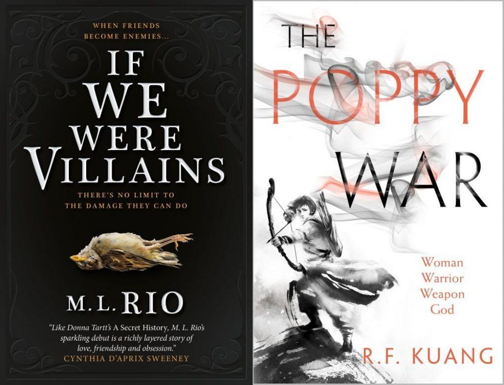Interview met Victoria Schwab deel 1 - If We Were Villains en The Poppy Wars