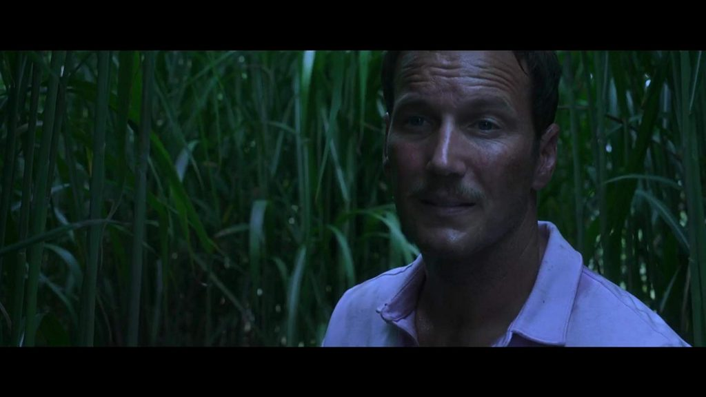In The Tall Grass - Patrick Wilson