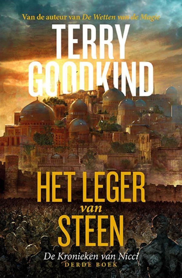 Het Leger van Steen - Terry Goodkind