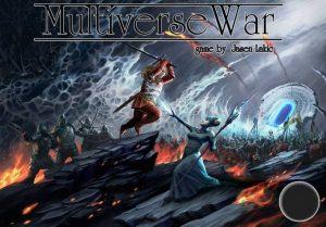Spellenspektakel 2019 winactie: Multiverse War