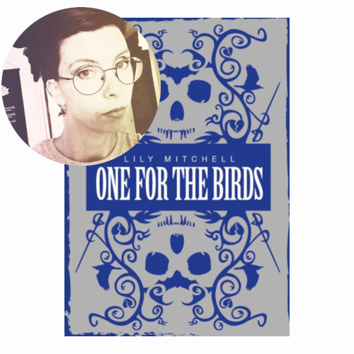 One for the birds winactie cover Sylvia wit