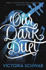 Interview met Victoria Schwab deel 2 - Our Dark Duet