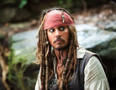 Modern Myths Nieuws 2019: Week 43 - Pirates of the Caribbean - Johnny Depp