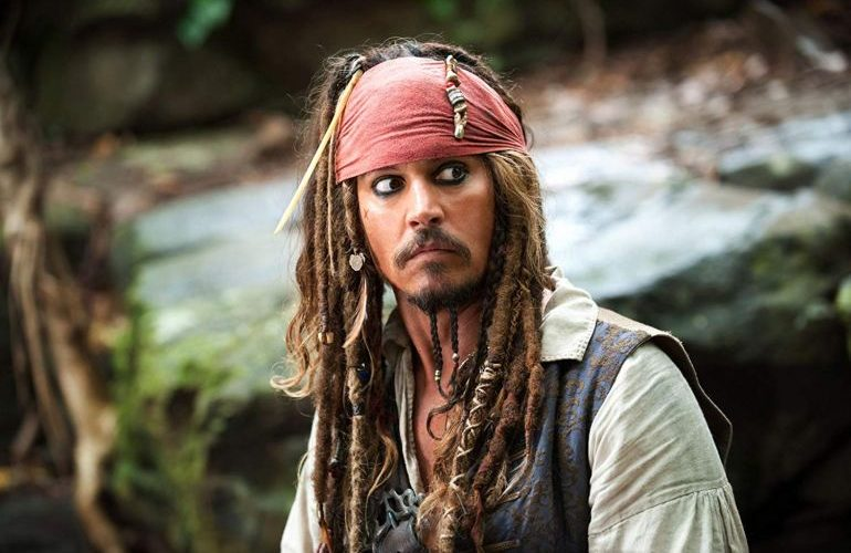 Modern Myths Nieuws 2019: Week 43 - Pirates of the Caribbean - Johnny Depp