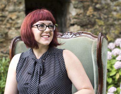 Interview met Victoria Schwab deel 1 - auteursfoto_credit Jenna Maurice uitsnede 2