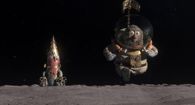 Solan & Ludwig gaan naar de maan - Een grote stap voor een egel