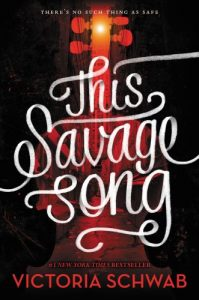 Interview met Victoria Schwab deel 2 - This Savage Song
