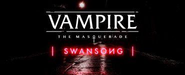 Modern Myths Nieuws 2019: Week 42 - Vampire The Masquerade Swansong