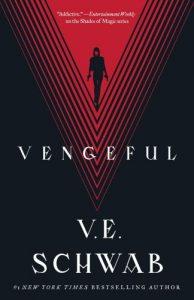 Interview met Victoria Schwab deel 2 - Vengeful