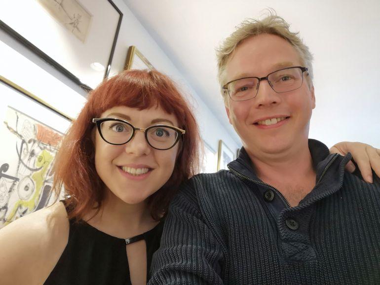 Interview met Victoria Schwab deel 2 - Victoria Schwab en Jeroen Geelhoed