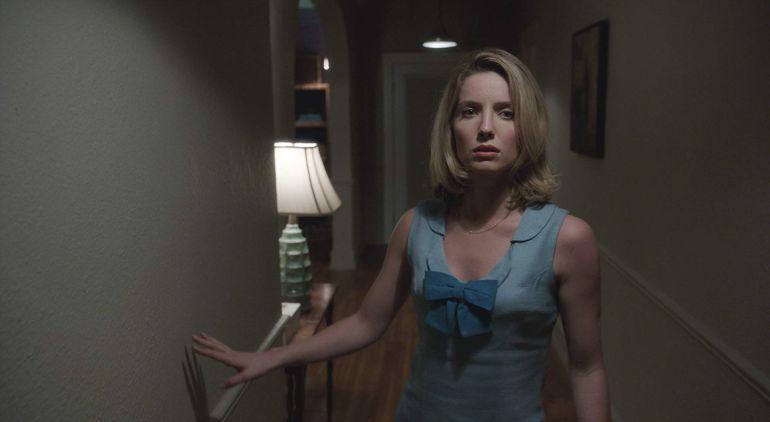 Annabelle 3 Films - Annabelle Wallis in Annabelle 2014