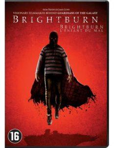 Brightburn blu-ray dvd - dvd packshot