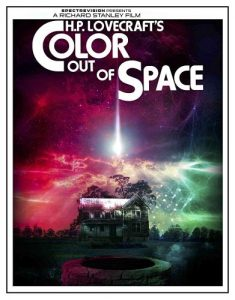 Modern Myths Nieuws 2019: Week 45 - Color out of Space