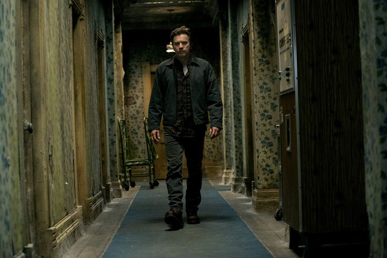 Ewan McGregor terug in hotel Overlook