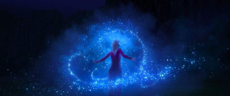 Frozen II Elsa magisch