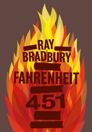 Johan Klein Haneveld - Top 5 SF-boeken voor beginners - Fahrenheit 451 - Ray Bradbury
