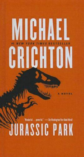 Johan Klein Haneveld - Top 5 SF-boeken voor beginners - Jurassic Park - Michael Crichton