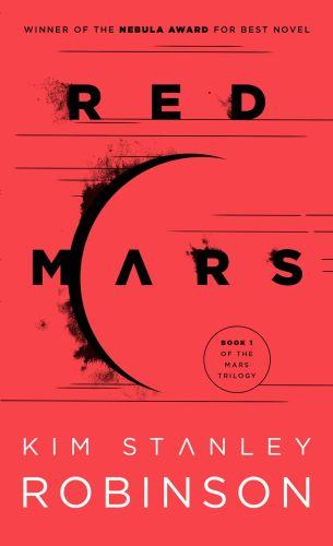 Johan Klein Haneveld - Top 5 SF-boeken voor beginners - Red Mars - Kim Stanley Robinson