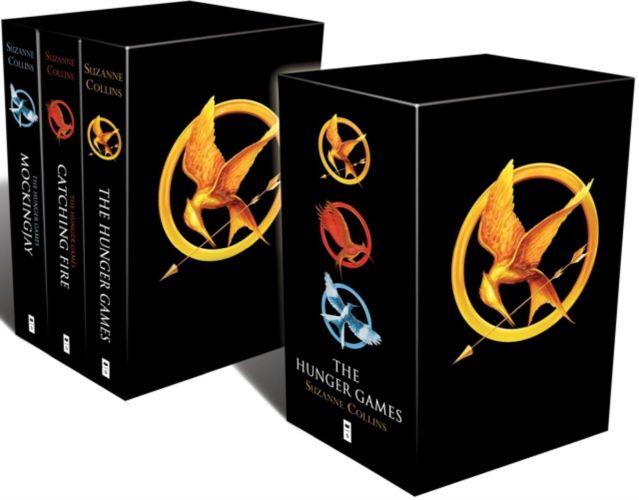 Johan Klein Haneveld - Top 5 SF-boeken voor beginners - The Hunger Games trilogy - Suzanne Collins