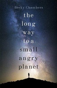 Johan Klein Haneveld - Top 5 SF-boeken voor beginners - The Long Way to a Small Angry Planet - Becky Chambers