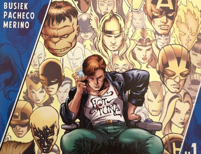 Legendarische comic creators op Dutch Comic Con 2019 - Avengers Forever 1_1