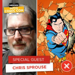 Legendarische comic creators op Dutch Comic Con 2019 - Chris Sprouse