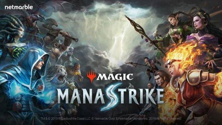 Modern Myths Nieuws 2019: Week 45 - Magic ManaStrike