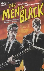 Men in Black International blu-ray dvd MiB Comic