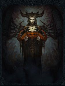 Modern Myths Nieuws 2019 - Week 44 Diablo IV - Lilith