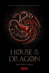 Modern Myths Nieuws 2019 - Week 44 House of the Dragon