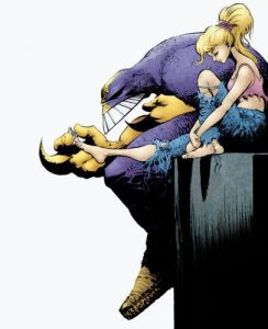 Modern Myths Nieuws 2019 Week 46 en 47 The Maxx - Sam Kieth