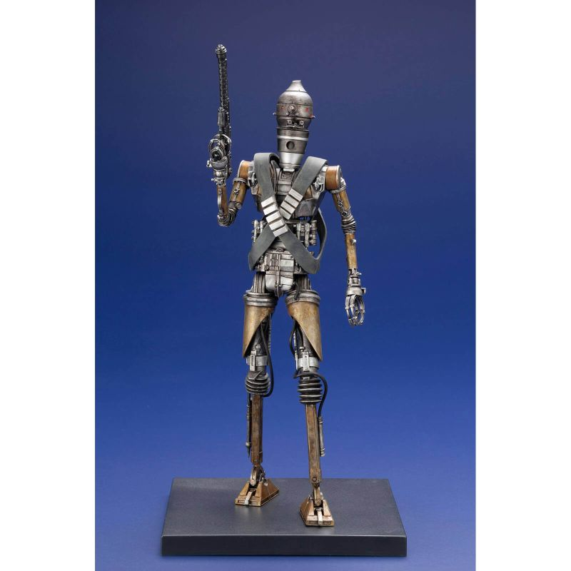 Star Wars The Mandalorian ARTFX IG-11 statue