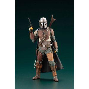 Star Wars The Mandalorian ARTFX statue