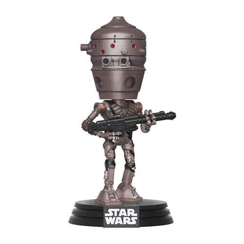 Star Wars The Mandalorian Funko Pop! IG-11