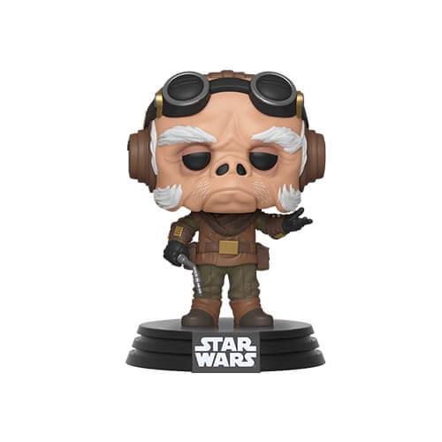 Star Wars The Mandalorian Funko Pop! Kuiil