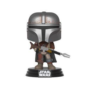 Star Wars The Mandalorian Funko Pop! Mandalorian