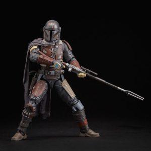 Star Wars The Mandalorian Hasbro 6 inch figuur