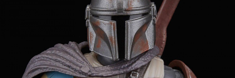 Modern Myths Merchandise – Star Wars: The Mandalorian - Hasbro 6 inch figuur openingsbeeld uitsnede