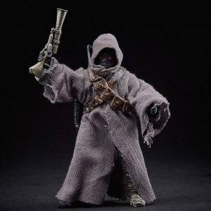Star Wars The Mandalorian Hasbro Offworld Jawa 6 inch figuur