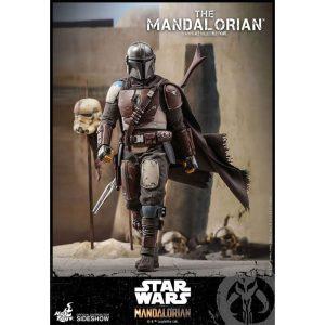 Star Wars The Mandalorian Hot Toys 30cm figuur