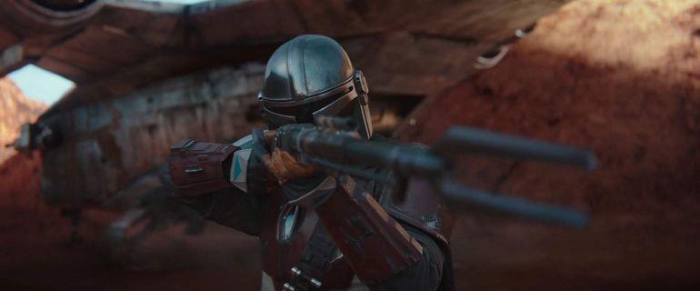 Star Wars The Mandalorian - Mandalorian sniper