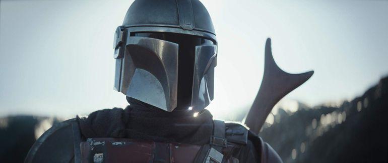 Star Wars The Mandalorian - The Mandalorian