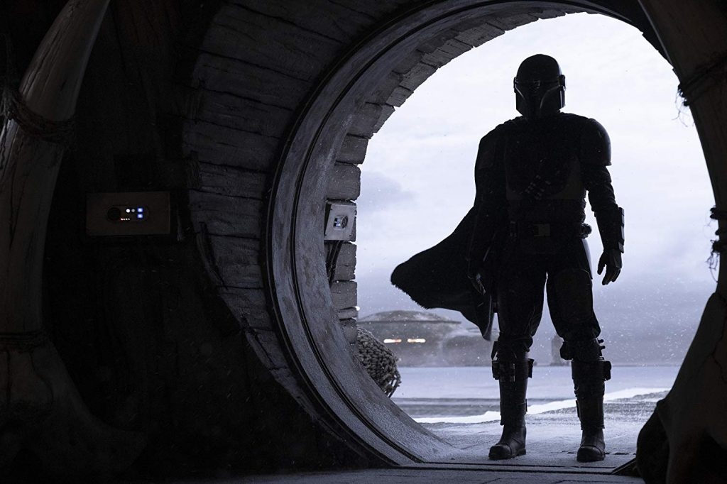 Star Wars The Mandalorian - maak kennis met de Mandalorian
