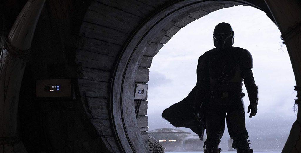 Star Wars The Mandalorian - maak kennis met de Mandalorian uitsnede