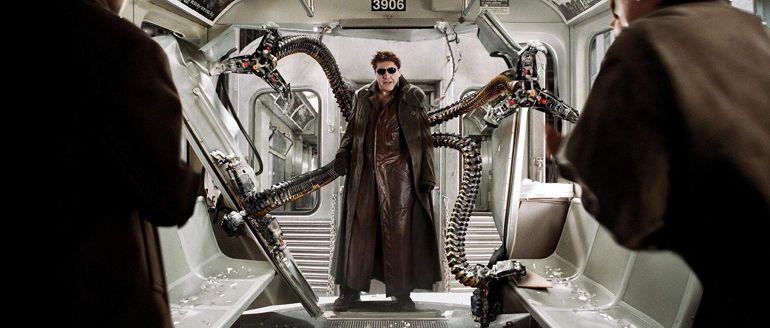 Top 10 cyborgs - Doctor Octopus - Otto Octavius_1