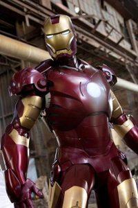 Top 10 cyborgs - Iron Man - Tony Stark_1